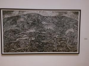 Sohei Nishino, Diorama map, 2003-
