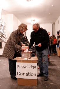 Knowledge Donation