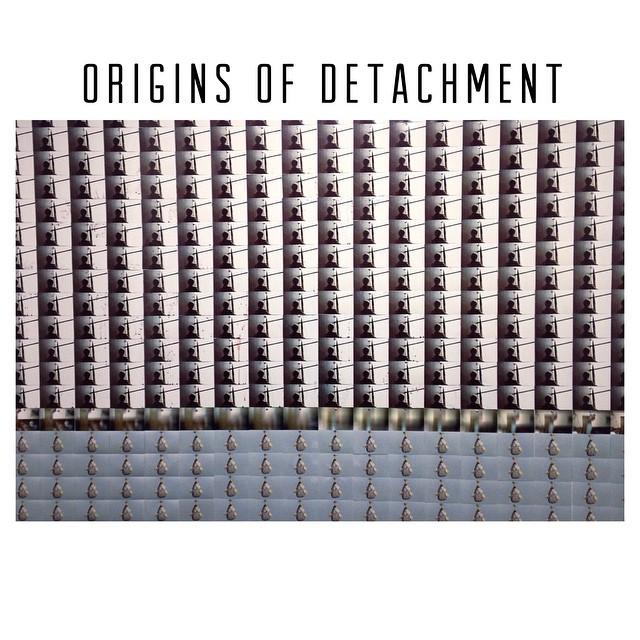 Origins Of Detachment Chicago Contemporary Art Seminar